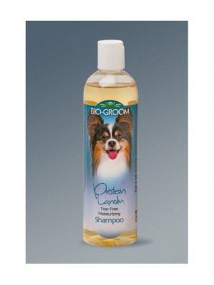 Bio Groom Protein Lanolin šampūnas šunims ir katėms (355ml)