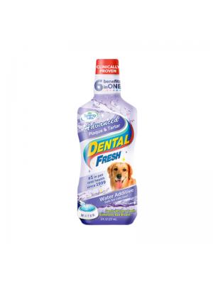 Dental Fresh Dog Plaque&Tartar (burnos skystis šunims, nakinantis apnašas ir akmenis)
