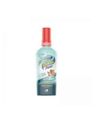 Dental Fresh Spray (Purškiamas dantų higienos skystis šunims ir katėms)