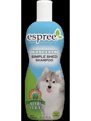 ESPREE SIMPLE SHED ŠAMPŪNAS 591 ml