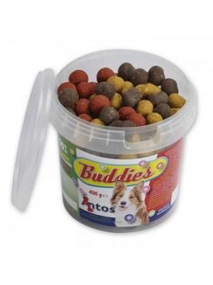 ANTOS Buddies skanėstai šunims 400g MIX