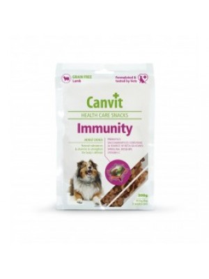 Canvit begrūdžiai skanėstai Immunity 200g