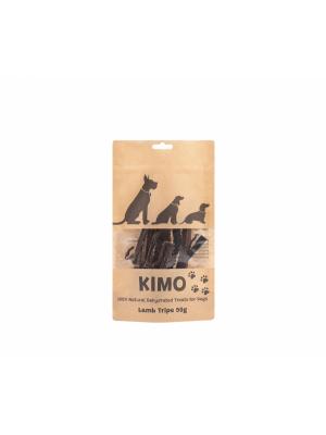 Džiovinti ėriukų žarnokai šunims (50g)