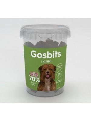 Gosbits Lamb  begrūdžiai skanėstai šunims su ėriena , 300 g