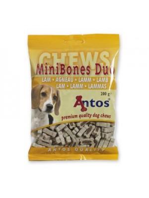 Mini Bones Lamb - Maži kauliukai su ėriena šunims 200 g