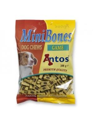 Mini Bones Duo Game maži kauliukai su žvėriena 200g