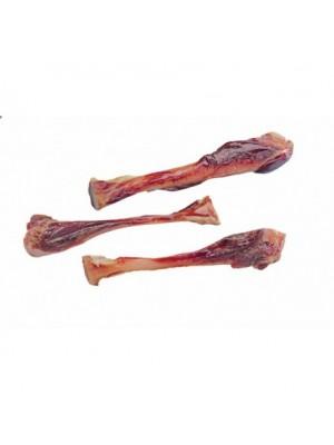 Natūralus kaulas vakume parmos kumpio skonio S 16 cm (3 vnt.)