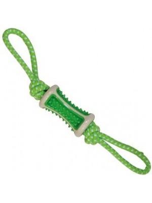 ŽAISLAS ŠUNIMS  virvė su kramtuku 41x6cm