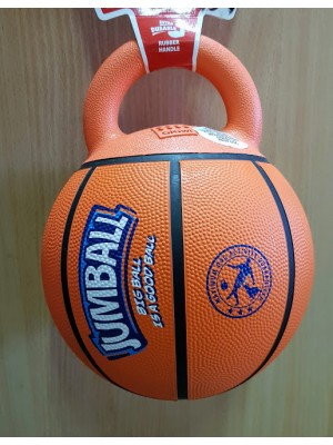 GiGwi Jumball Basketball krepšinio kamuolys didesniems šunims